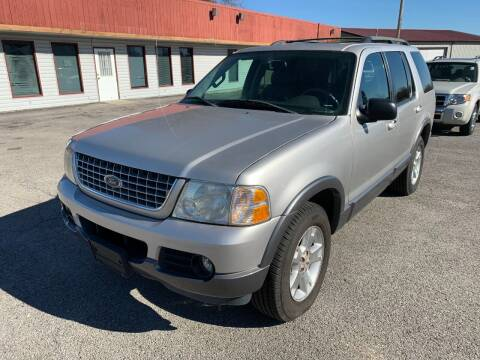 2003 Ford Explorer for sale at Best Buy Auto Sales in Murphysboro IL