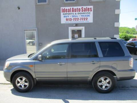 2008 Honda Pilot for sale at Ideal Auto in Kansas City KS