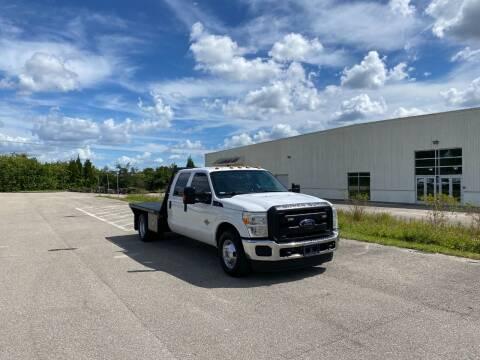 2015 Ford F-350 Super Duty for sale at Prestige Auto of South Florida in North Port FL