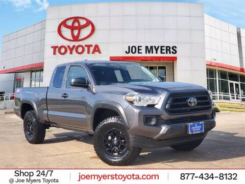 2020 Toyota Tacoma for sale at Joe Myers Toyota PreOwned in Houston TX