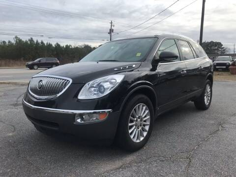2010 Buick Enclave for sale at ATLANTA AUTO WAY in Duluth GA