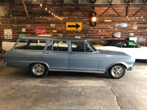 1964 Chevrolet Nova for sale at Route 40 Classics in Citrus Heights CA
