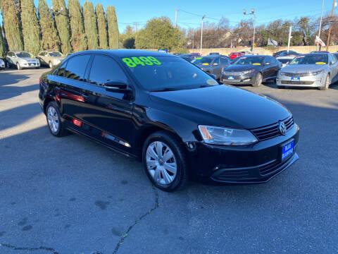 2014 Volkswagen Jetta for sale at Blue Diamond Auto Sales in Ceres CA
