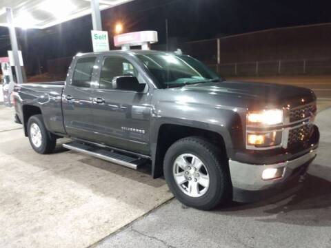2015 Chevrolet Silverado 1500 for sale at AFFORDABLE DISCOUNT AUTO in Humboldt TN
