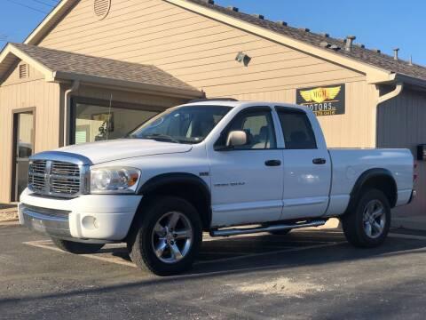 2007 Dodge Ram Pickup 1500 for sale at MGM Motors LLC in De Soto KS