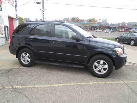 2008 Kia Sorento for sale at Summit Auto Sales Inc in Pontiac MI