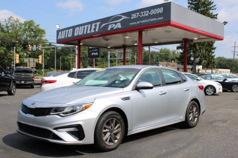 2020 Kia Optima for sale at Deals N Wheels 306 in Burlington NJ