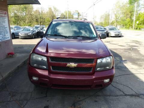 2007 Chevrolet TrailBlazer for sale at Keyser Autoland llc in Scranton PA