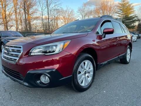 2015 Subaru Outback for sale at Dream Auto Group in Dumfries VA