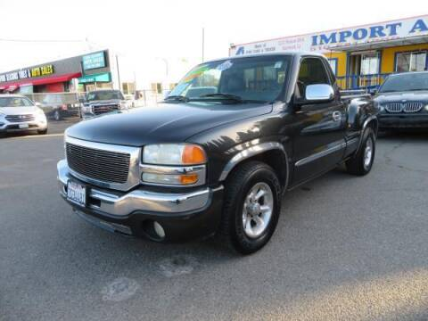 2003 GMC Sierra 1500 for sale at Import Auto World in Hayward CA