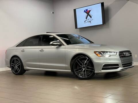 2013 Audi S6 for sale at TX Auto Group in Houston TX