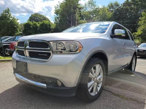 2011 Dodge Durango for sale at AMA Auto Sales LLC in Ringwood NJ