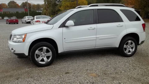2007 Pontiac Torrent for sale at MIKE'S CYCLE & AUTO - Mikes Cycle and Auto (Liberty) in Liberty IN