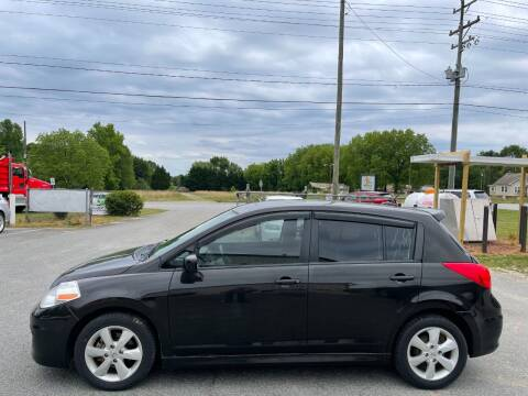 2010 Nissan Versa for sale at Street Source Auto LLC in Hickory NC