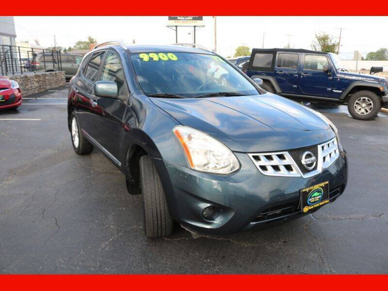2012 Nissan Rogue for sale at AUTO POINT USED CARS in Rosedale MD