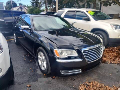 2013 Chrysler 300 for sale at CLASSIC MOTOR CARS in West Allis WI