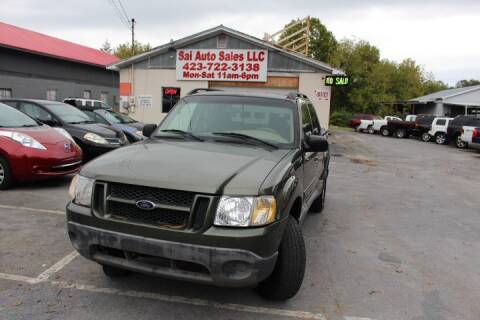 2002 Ford Explorer Sport Trac for sale at SAI Auto Sales - Used Cars in Johnson City TN