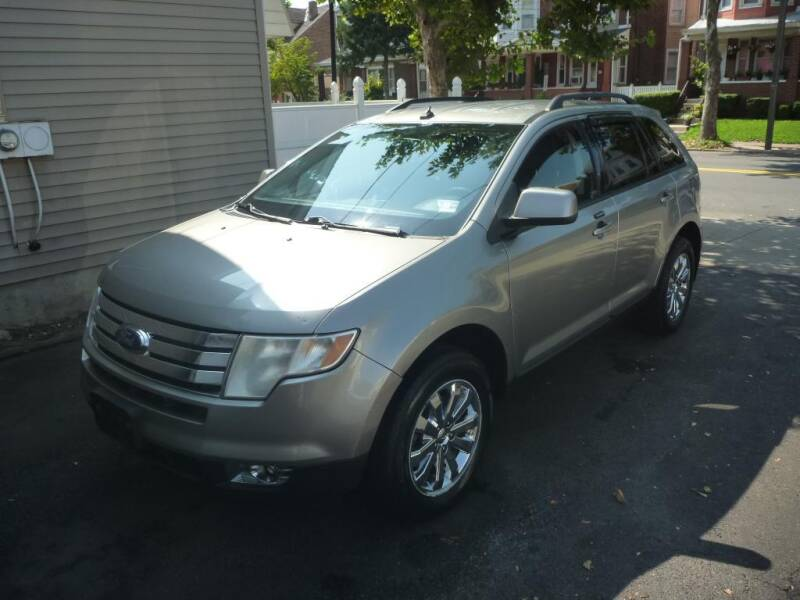 2008 Ford Edge for sale at Pinto Automotive Group in Trenton NJ