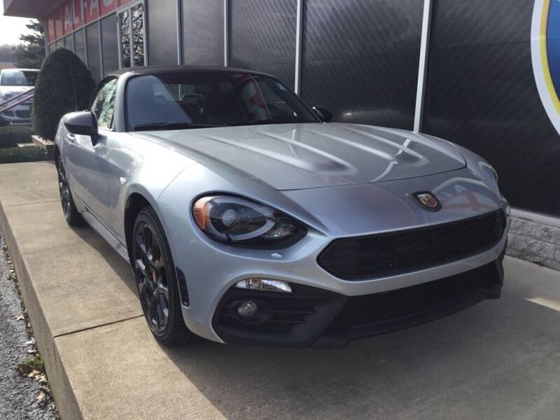 2020 FIAT 124 Spider for sale at Alfa Romeo & Fiat of Strongsville in Strongsville OH