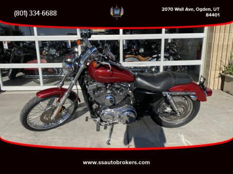 2006 Harley-Davidson XL1200C Sportster 1200 Custom for sale at S S Auto Brokers in Ogden UT