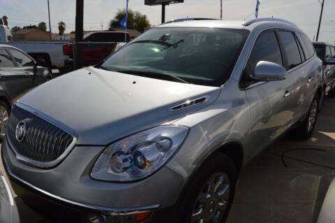 2012 Buick Enclave for sale at A AND A AUTO SALES in Gadsden AZ