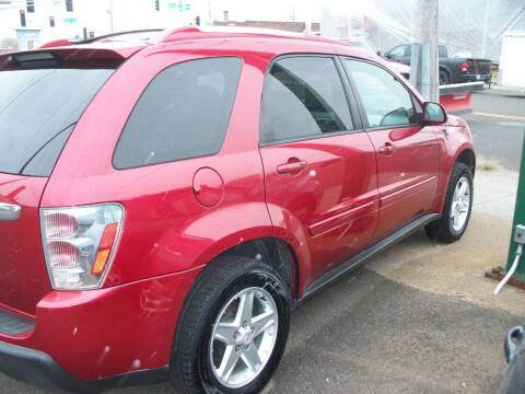 2006 Chevrolet Equinox for sale at North Metro Auto Sales in Cambridge MN