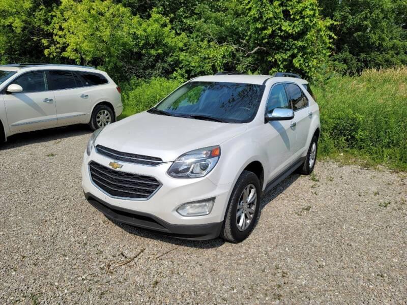 2016 Chevrolet Equinox for sale at Clare Auto Sales, Inc. in Clare MI