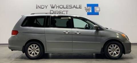 2008 Honda Odyssey for sale at Indy Wholesale Direct in Carmel IN