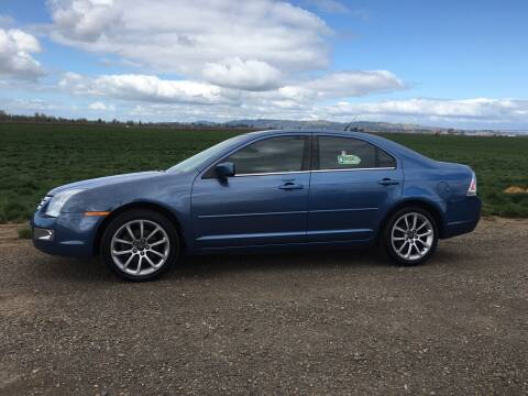 2009 Ford Fusion for sale at M AND S CAR SALES LLC in Independence OR