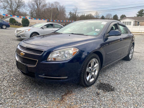 2009 Chevrolet Malibu for sale at McNamara Auto Sales - Red Lion Lot in Red Lion PA