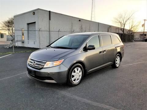 2012 Honda Odyssey for sale at Image Auto Sales in Dallas TX