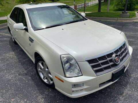 2009 Cadillac STS for sale at Supreme Auto Gallery LLC in Kansas City MO