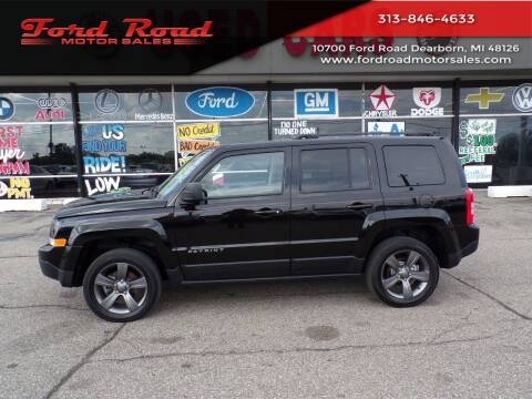 2015 Jeep Patriot for sale at Ford Road Motor Sales in Dearborn MI