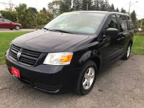 2010 Dodge Grand Caravan for sale at FUSION AUTO SALES in Spencerport NY