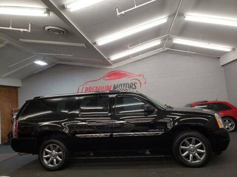 2008 GMC Yukon XL for sale at Premium Motors in Villa Park IL