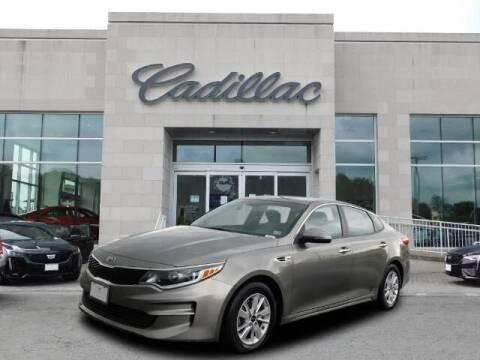 2016 Kia Optima for sale at Radley Cadillac in Fredericksburg VA