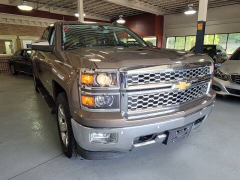 2015 Chevrolet Silverado 1500 for sale at AW Auto & Truck Wholesalers  Inc. in Hasbrouck Heights NJ