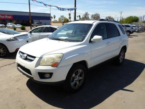2010 Kia Sportage for sale at PARS AUTO SALES in Tucson AZ