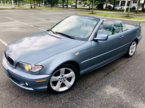 2006 BMW 3 Series for sale at Supreme Auto Sales in Chesapeake VA
