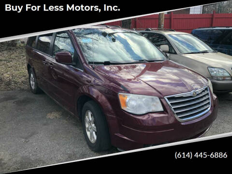 2008 Chrysler Town and Country for sale at Buy For Less Motors, Inc. in Columbus OH