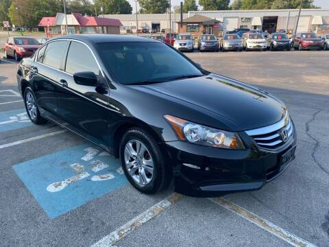 2012 Honda Accord for sale at C & S SALES in Belton MO