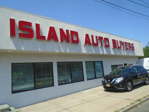 2016 Nissan Murano for sale at Island Auto Buyers in West Babylon NY