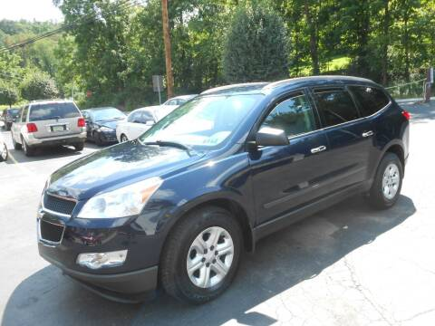 2012 Chevrolet Traverse for sale at AUTOS-R-US in Penn Hills PA