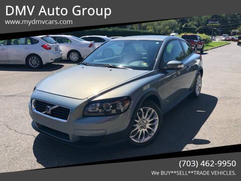 2008 Volvo C30 for sale at DMV Auto Group in Falls Church VA