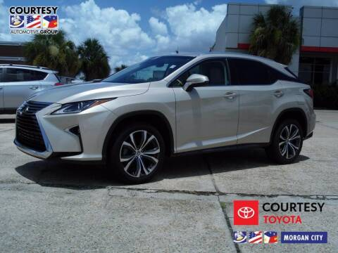 2017 Lexus RX 350 for sale at Courtesy Toyota & Ford in Morgan City LA