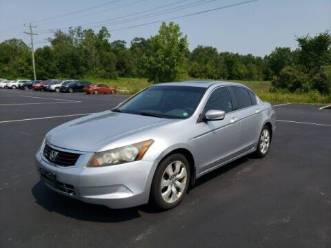 2008 Honda Accord for sale at White's Honda Toyota of Lima in Lima OH