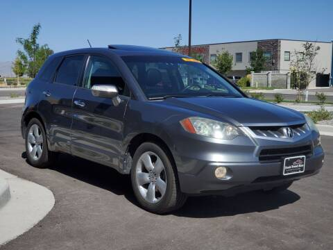 2008 Acura RDX for sale at FRESH TREAD AUTO LLC in Springville UT