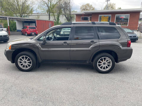 2011 Mitsubishi Endeavor for sale at Lewis Used Cars in Elizabethton TN
