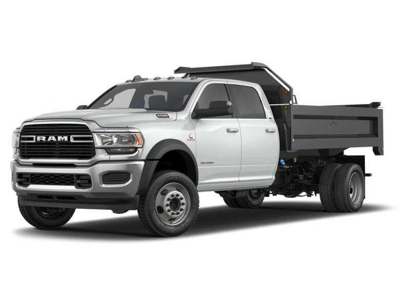 2020 RAM Ram Chassis 5500 for sale at Mercedes-Benz of North Olmsted in North Olmsted OH