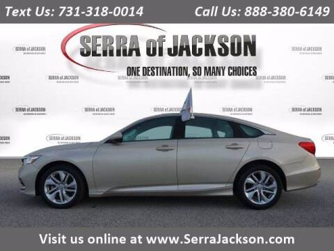 2019 Honda Accord for sale at Serra Of Jackson in Jackson TN